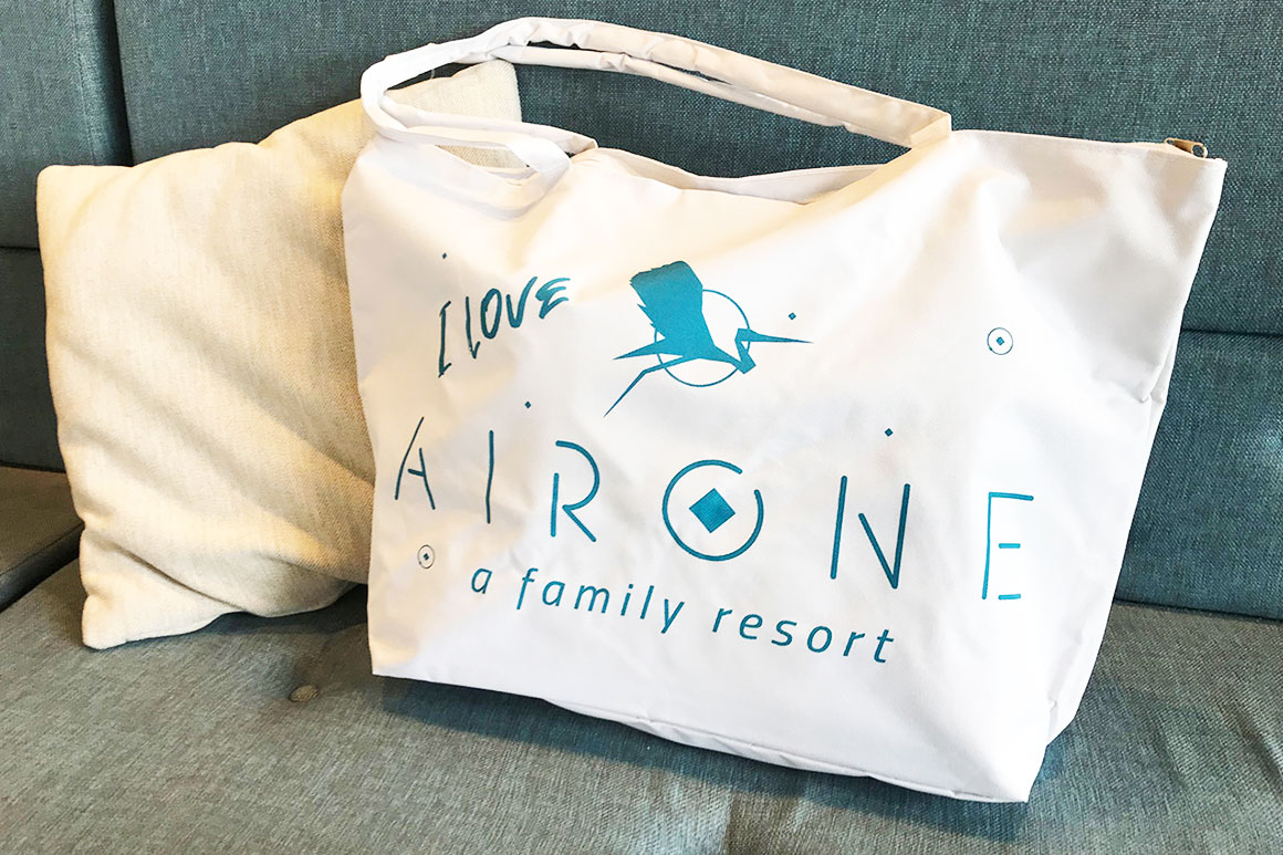 Airone Resort Borsa mare
