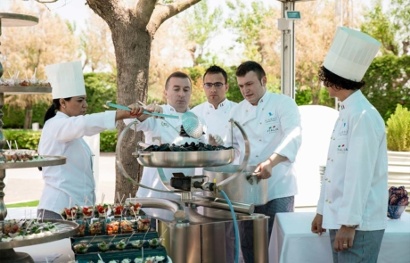 Airone Resort chef per il tuo matrimonio al mare